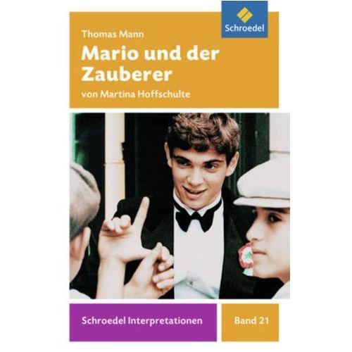 Thomas Mann 'Mario und der Zauberer' (9783507477179)