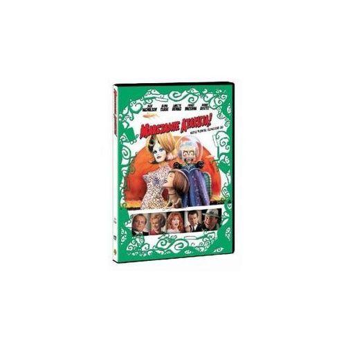 Kolekcja Tim Burton: Marsjanie atakują (DVD) - Tim Burton DARMOWA DOSTAWA KIOSK RUCHU (7321908144805)