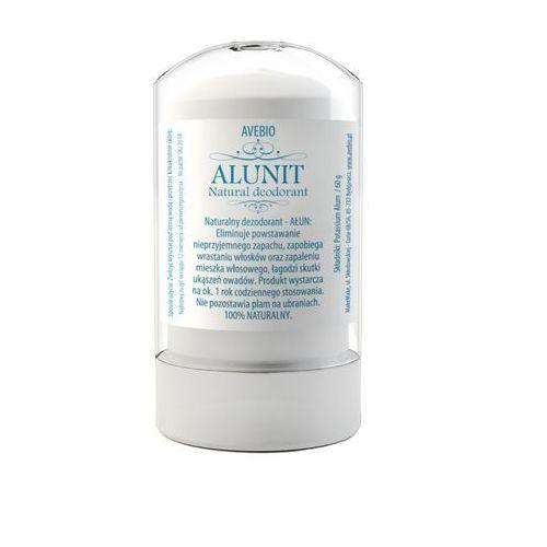 Naturalny dezodorant ałun w sztyfcie - 60g - Avebio