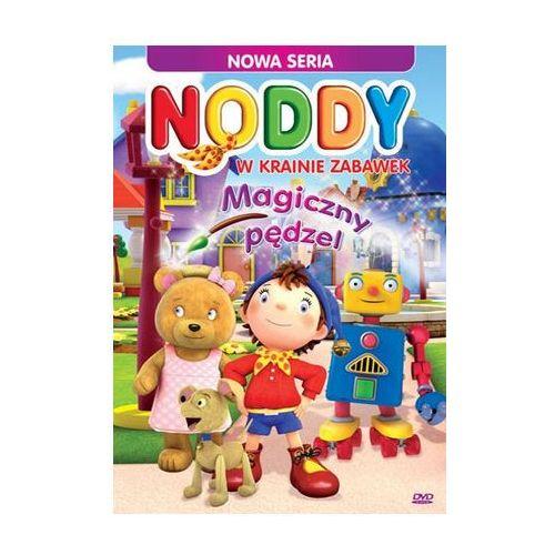 Film noddy w krainie zabawek: magiczny pędzel (nowa seria) marki Cass film