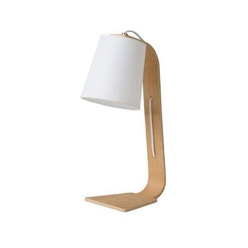 nordic lampa stołowa biały, 1-punktowy - nowoczesny - obszar wewnętrzny - nordic - czas dostawy: od 4-8 dni roboczych marki Lucide