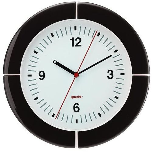 - zegar ścienny - casa - grafitowy marki Guzzini