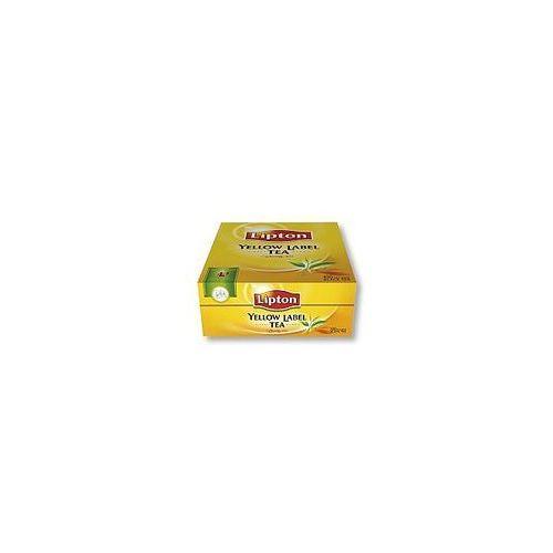 Lipton Herbata yellow label 100szt.