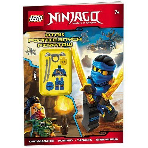 KSIĄŻKA LEGO® NINJAGO™. Atak podniebnych piratów