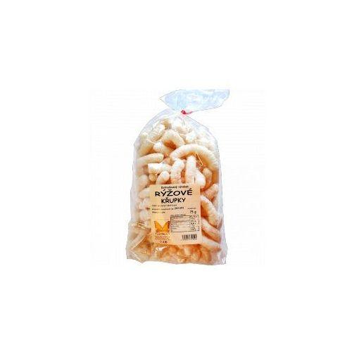 Natural Chrupki ryżowe bezcukrowe i bezglutenowe 75 g