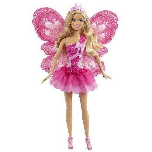 Mattel Barbie Wróżka ze świata fantazji W2965 blondynka - sprawdź w Mall.pl