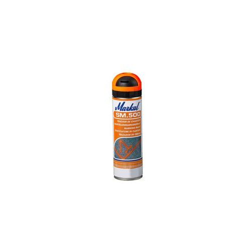 Markal SM500 farba budowlana spray pomarańczowy Fl