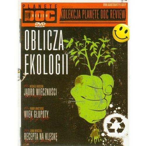 Against gravity Oblicza ekologii - kolekcja planete doc review