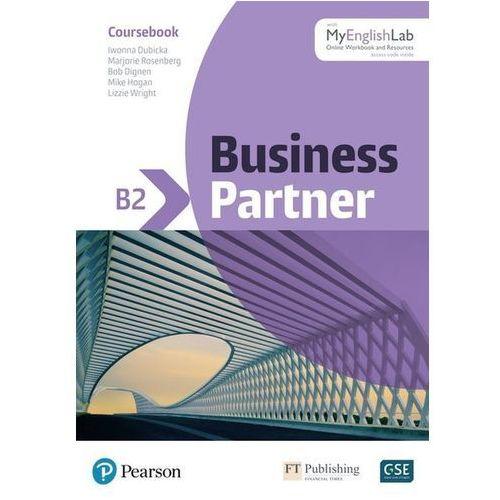 Business Partner B2 Coursebook with MyEnglishLab (9781292248585)
