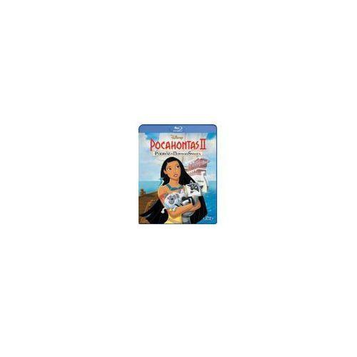 Disney Pocahontas 2: podróż do nowego świata (blu-ray) (5907610742083)