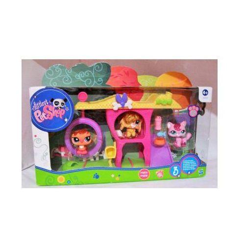 Hasbro Littlest pet shop wesoły plac zabaw 98707 unikat