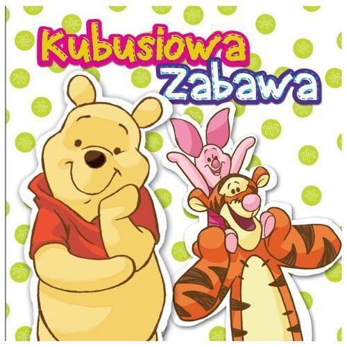 Zabawka do kąpieli DISNEY MARDSN20DF Piszcząca książeczka Kubusiowa zabawa (9788361068020)