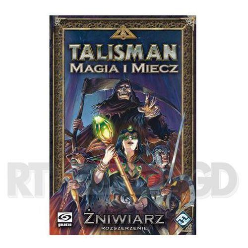 gra talisman - żniwiarz marki Galakta