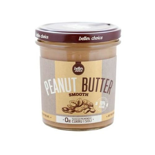 Trec nutrition Better choice peanut butter smooth 350g