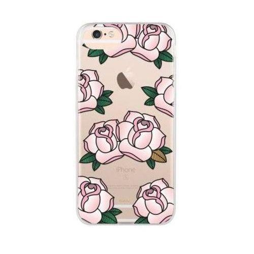 Etui iplate roses iphone 6/6s/7/8 wielokolorowy (28429) marki Flavr
