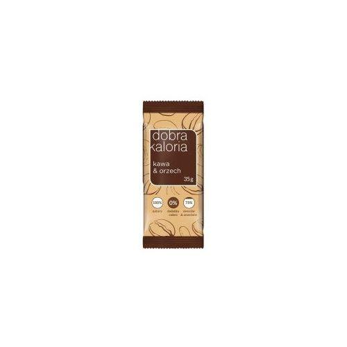 Baton owocowy Kawa i Orzech 35 g