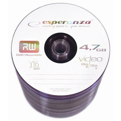 Esperanza DVD+R 4.7GB 16x Szpindel (100szt.) / DARMOWA DOSTAWA / DARMOWY ODBIÓR OSOBISTY! - oferta (35f96121b5a513d9)