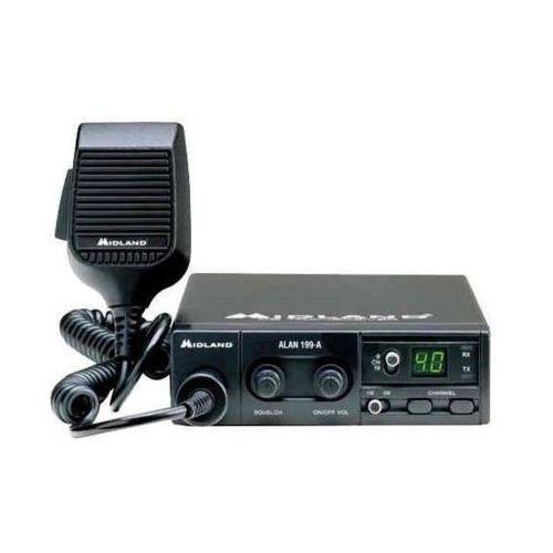 CB Radio MIDLAND Alan 199-A PL AM-40ch-GW-0