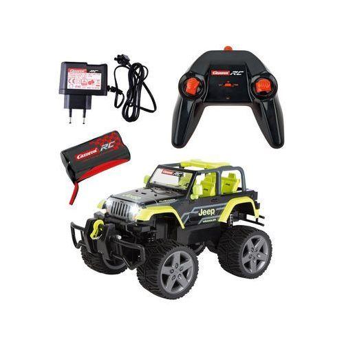904470e3be82e RC Off Road Jeep Wrangler Rubicon, 1:16 - Carrera. DARMOWA DOSTAWA DO  KIOSKU RUCHU OD 24,99ZŁ, 5_603444 363,37 zł - Digital Proportional -  Sterowanie we ...