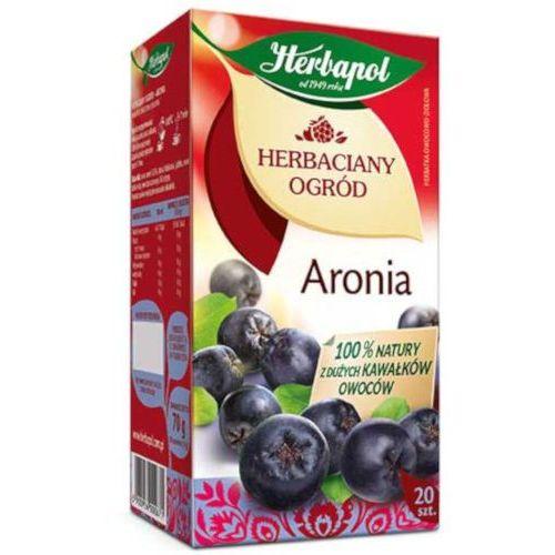 Aronia - herbatka owocowa 20x4g marki Herbapol