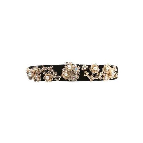 Miss Selfridge FLOWER ALICEBAND Hair Styling Accessory cream/goldcoloured