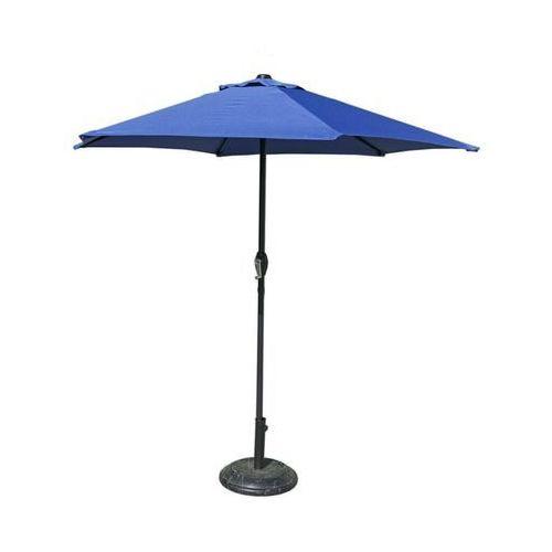 Rojaplast parasol ogrodowy xt06u ø230cm - niebieski (8595226705706)