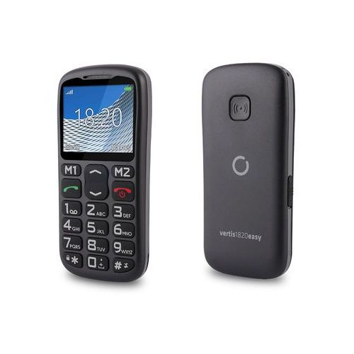 Telefon dla seniora Overmax VERTIS 1820