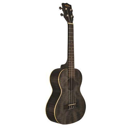 exotic mahogany ply tenor ukulele black ukulele tenorowe + pokrowiec marki Kala