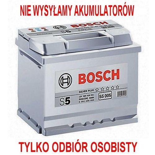 Bosch S5005 63Ah 610A