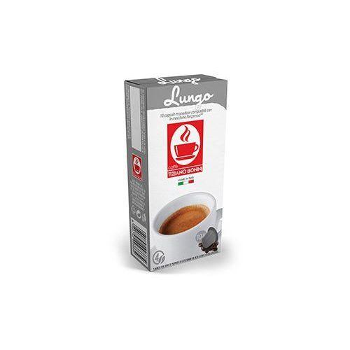 Caffe bonini Kapsułki do nespresso* długa/lungo 10 kapsułek - do 18% rabatu przy większych zakupach oraz darmowa dostawa (8055742993570)