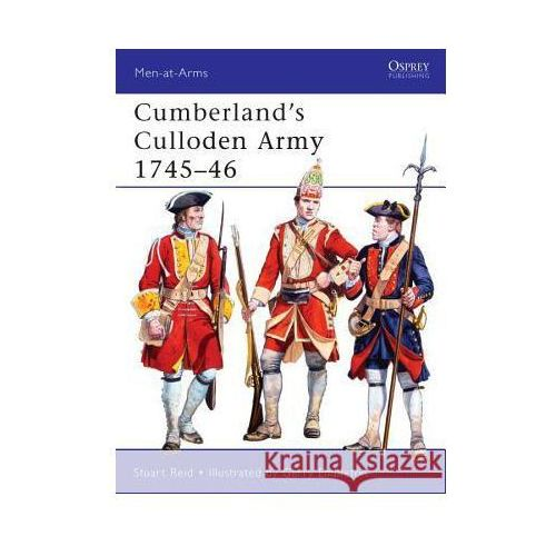 Cumberland's Culloden Army, 1745-46 (9781849088466)