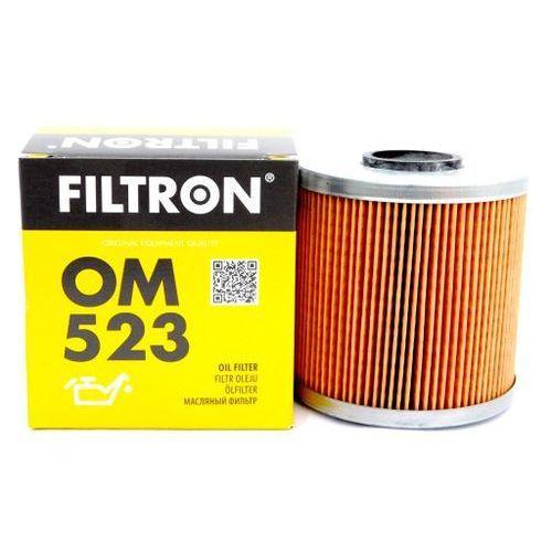 Filtr oleju om523 bmw marki Filtron