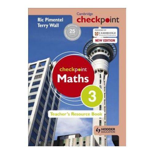 Cambridge Checkpoint Maths Teacher's Resource Book 3