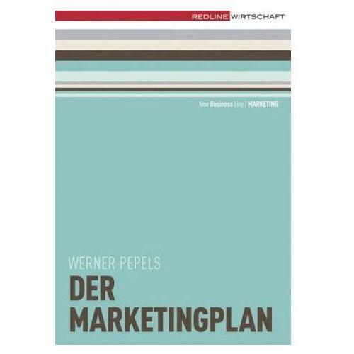 Der Marketingplan Pepels, Werner