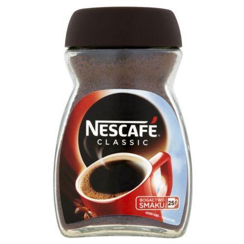 Nescafe Kawa rozpuszczalna classic 50g