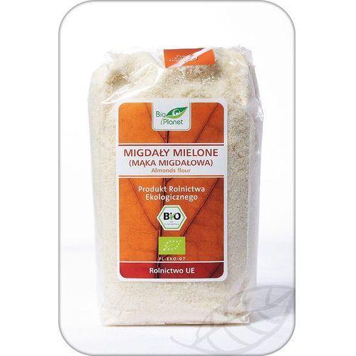 Bio planet Migdały mielone (mąka migdałowa) bio 250g - (5907814665676)