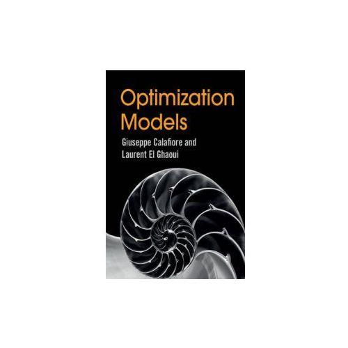 Optimization Models (9781107050877)