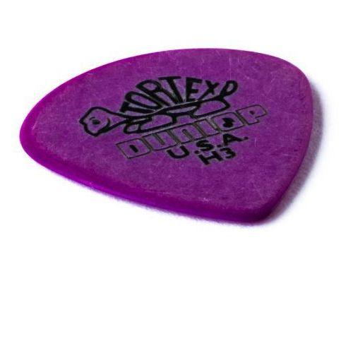 Dunlop tortex jazz iii pick, kostka gitarowa, heavy, sharp tip