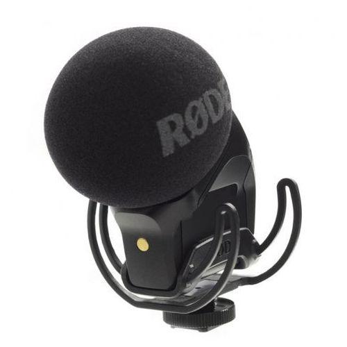 Rode stereo videomic pro rycote mikrofon do kamery