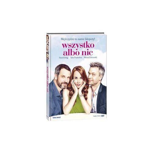 Add media Wszystko albo nic (dvd) - (9788380532946)
