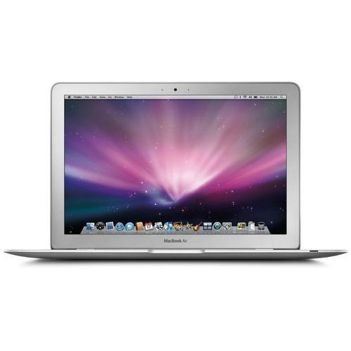 Notebook Apple Macbook Air MMGF2Z, pamięć operacyjna [8GB]