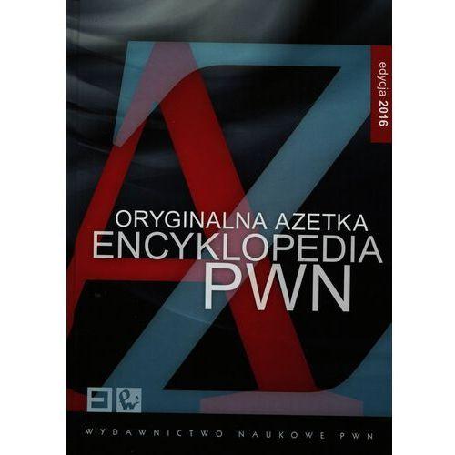 Oryginalna Azetka Encyklopedia PWN - Wysyłka od 3,99 - porównuj ceny z wysyłką, Wydawnictwo Naukowe PWN