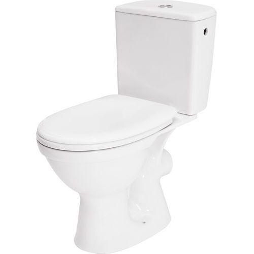 CERSANIT MERIDA Kompakt WC 3/6l, odpływ poziomy K03-014 - sprawdź w wybranym sklepie