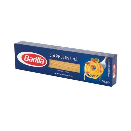 Barilla 500g capellini n.1 makaron nitki cienkie