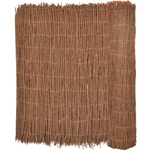 Vidaxl  ogrodzenie chrustowe, 400 x 100 cm (8718475914310)