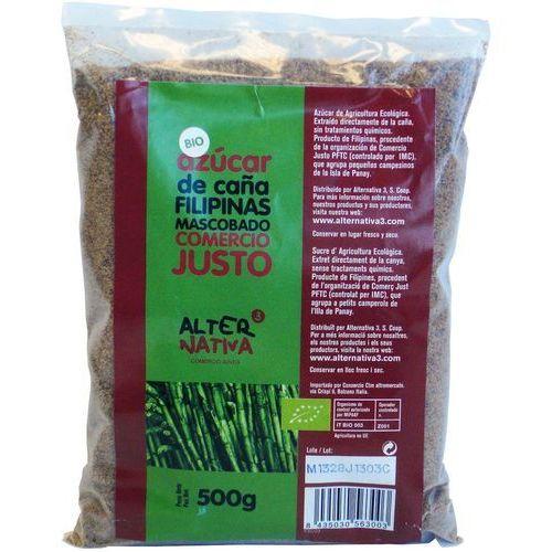 Alternativa (kawy, lizaki) Cukier trzcinowy mascobado fair trade bio 500 g - alternativa (8435030563003)