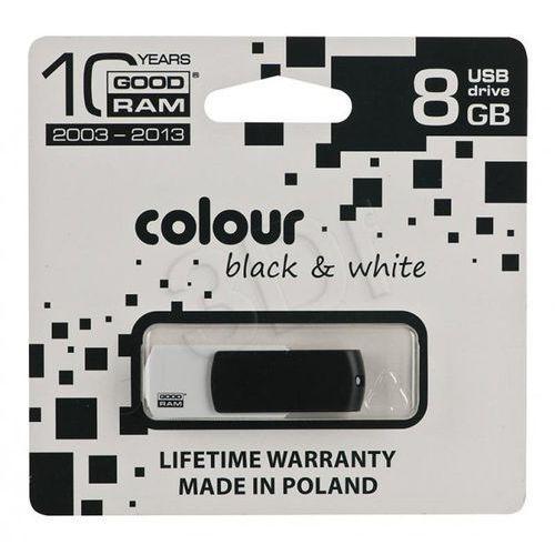 Pamięć GOODRAM Colour 8GB BlackWhite (Czarno-biały) - oferta (05472876a7b1b6a1)