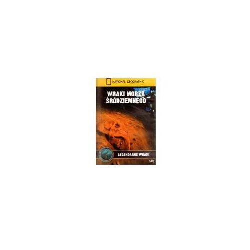 National geographic Wraki morza śródziemnego. legendarne wraki (5902814721605)
