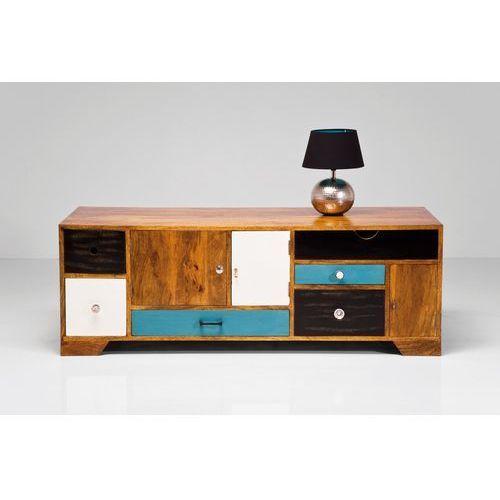 Kare design :: Szafka Malibu (3 szuflady, 3 drzwi) - Komoda Babalou (3 szuflady, 3 drzwi), Kare Design z 9design.pl