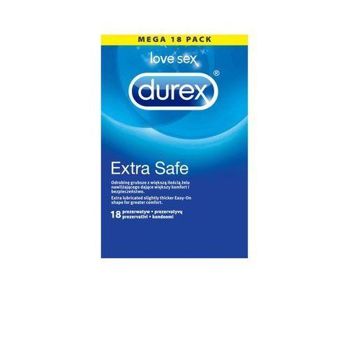 Durex (uk) Durex extra safe (1 op. / 18 szt.)
